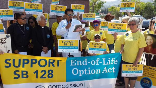 California firma ley de suicidio médico «End of Life Act»