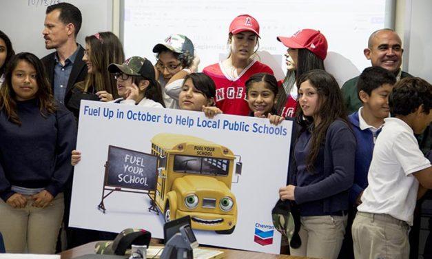¡Dale Energía a tu Escuela!: Chevron impulsa proyectos escolares STEM