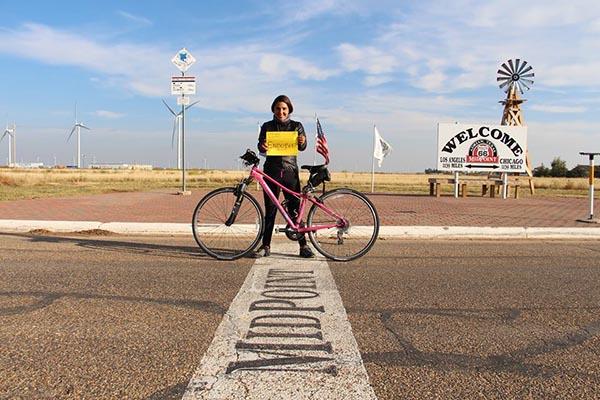 Kukis: Pedaleando 5000 km de «Endobike»