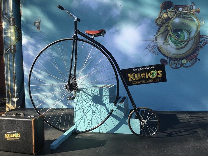 ¡Cirque Du Soleil tiene Kurioso a todo Orange County!