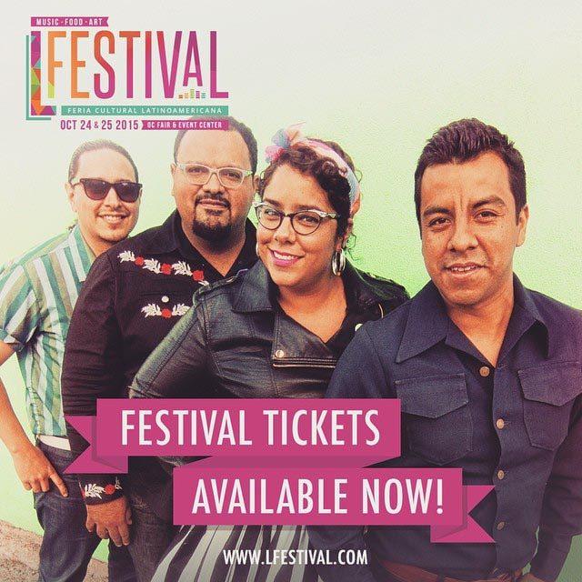Cuenta regresiva: ¡4 días para L Festival! en OC Fair de Costa Mesa