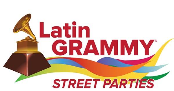 Los Latin Grammy Street Parties 2015 empezaron el domingo 18 de octubre en Los Angeles