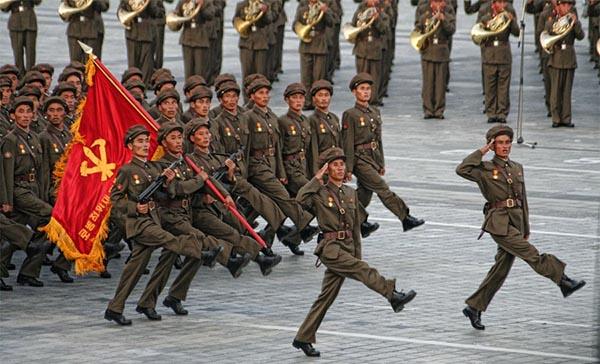 Corea del Norte: «Lista para la guerra con Estados Unidos»