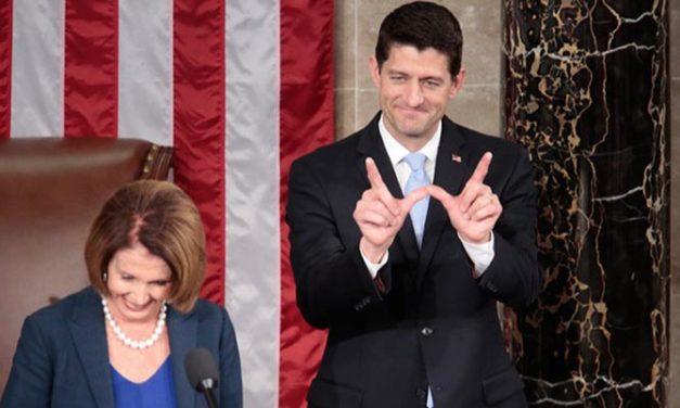 Paul Ryan nuevo presidente de la Cámara de Representantes