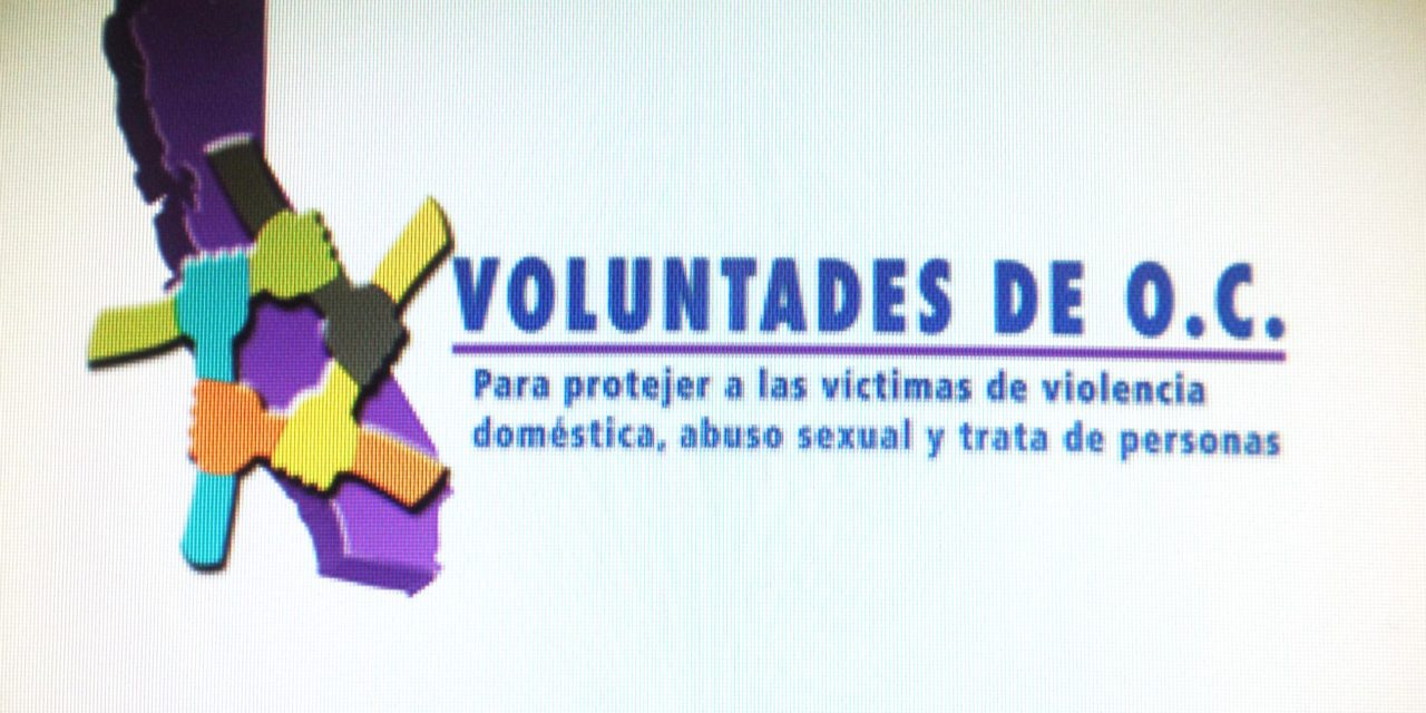 Coalición de Voluntades para combatir la violencia doméstica, el abuso y la trata de personas en O.C.