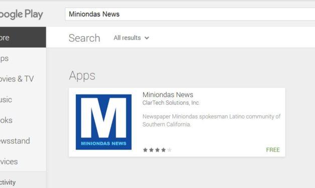 Cómo descargar la nueva App de Miniondas en Google Play