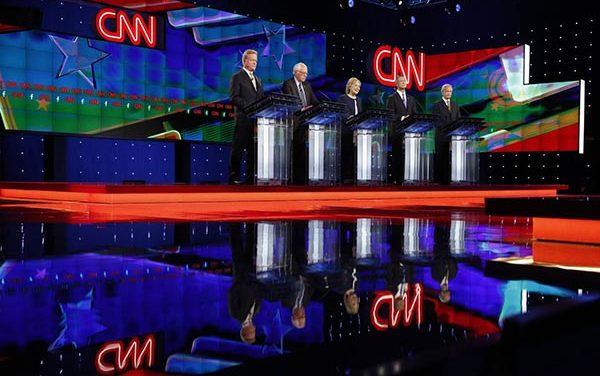 El tema del racismo en E.U. en el primer debate presidencial demócrata