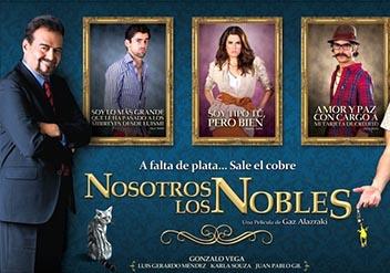 """La Sexta Edición de OC Film Fiesta empieza hoy en el Cine Frida de Santa Ana con """"Nosotros los Nobles"""""""