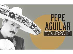 Pepe Aguilar «Un Charro Desenchufado» Tour 2015 en The Forum de Los Angeles