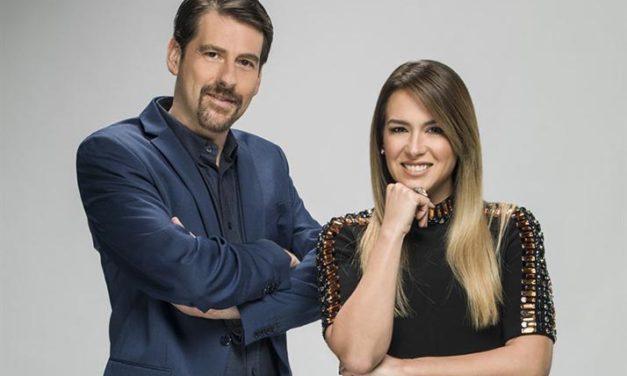 «Ya Era Hora» con Erika y Eduardo llega con todo su humor a las noches de Telemundo