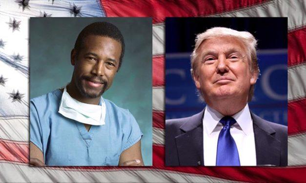Donald Trump se pone violento contra Ben Carson y Obama critica a Trump