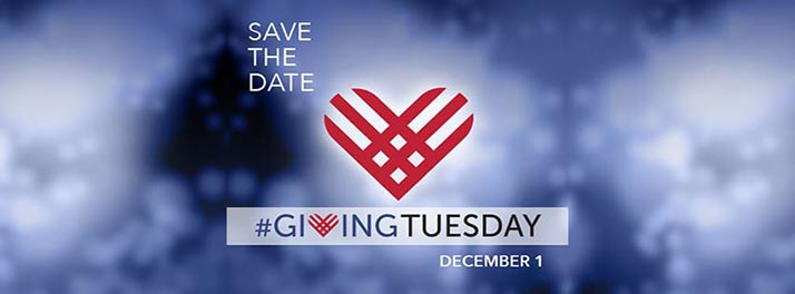 ¿Qué es #givingtuesday?