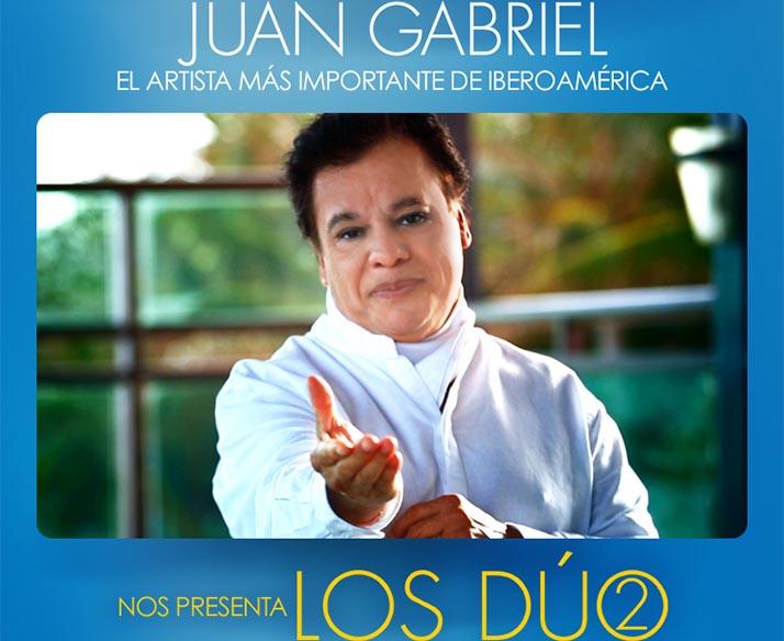 Juan Gabriel los Dúo 2