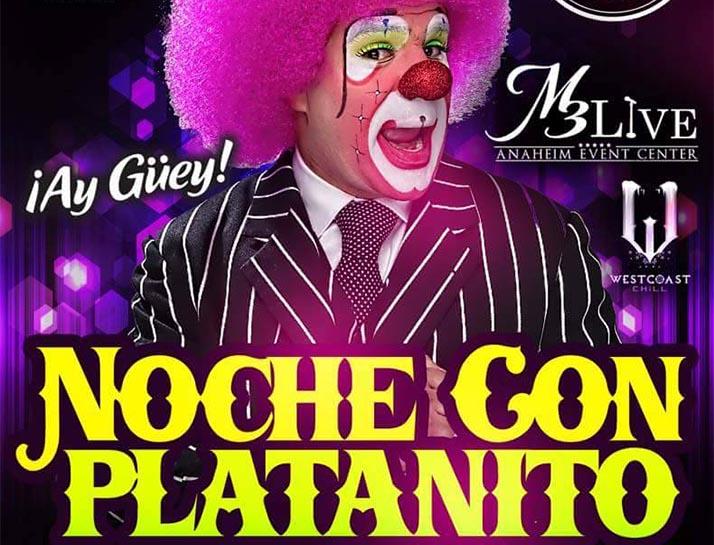 ¡Noche con Platanito!