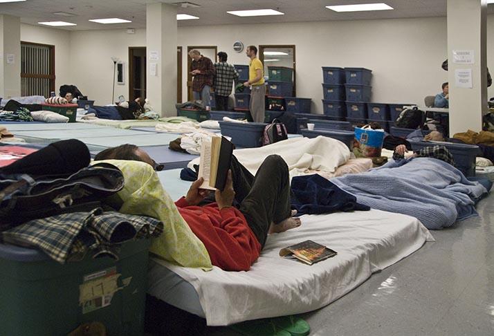 Junta de Supervisores vota Centro de Emergencia para Homeless en Orange County