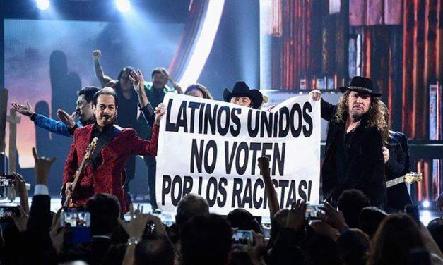 ¡Somos más! dicen Maná y Los Tigres del Norte en los Grammy Latino