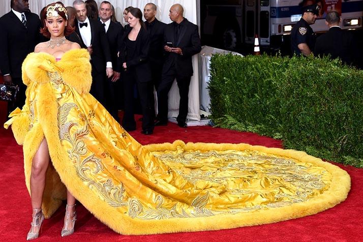 El Vestido de la «Gran Reina»