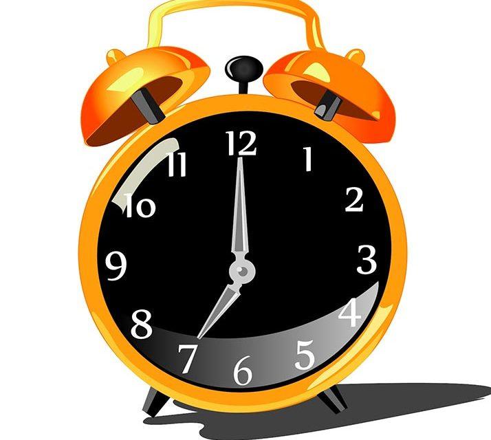 ¿Ya atrasó una hora su reloj por el cambio al horario de invierno?