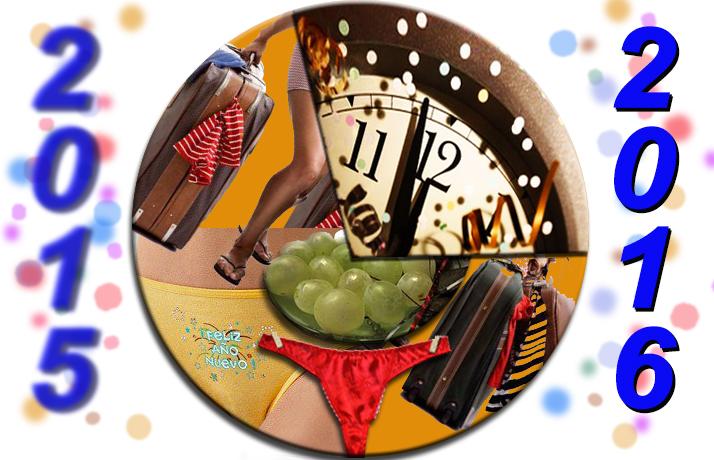 Las doce uvas y otras tradiciones de Año Nuevo