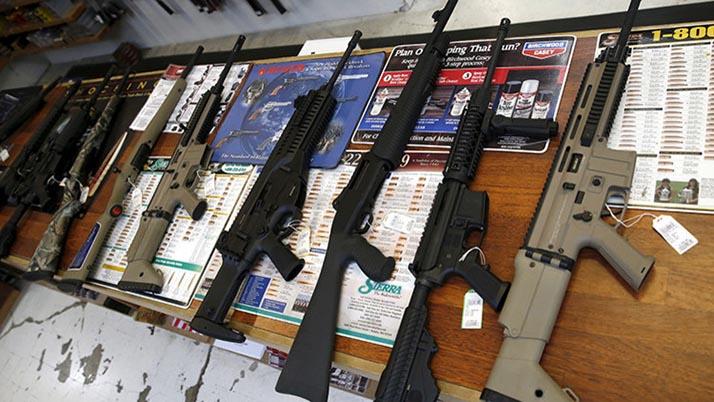 La venta de armas uno de los negocios más lucrativos de Estados Unidos