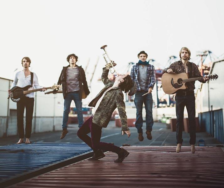 Denmantau trae de Alemania su Bohemian/Dance Rock al Muelle de Santa Mónica