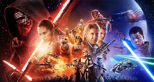 Esta semana estrena la última de Star Wars: El despertar de la fuerza