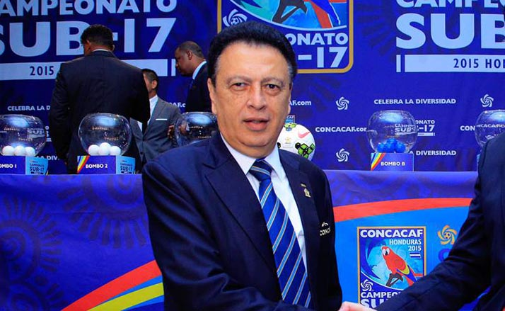 Arresto de ejecutivos de CONCACAF