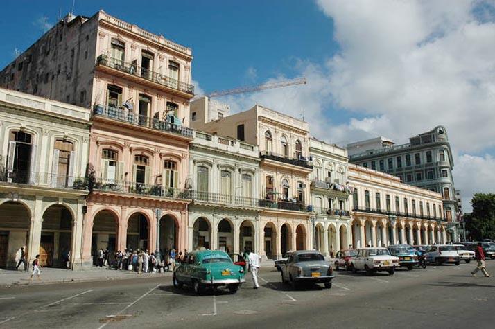 Los Angeles ya vuela a La Habana