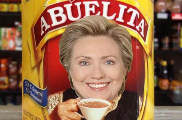 Campaña «Hillary Abuelita» es recibida por latinos con sentimientos encontrados