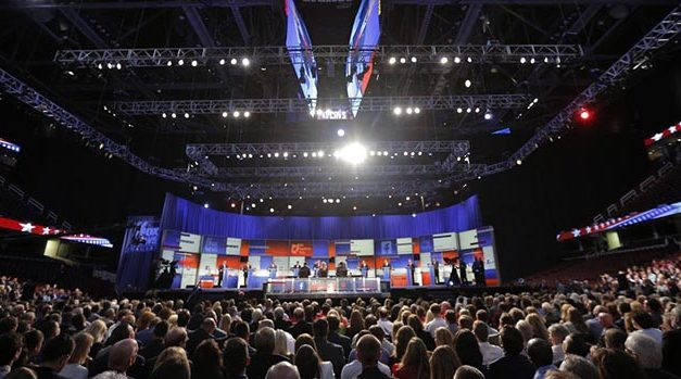 Quinto debate republicano: Seguridad nacional