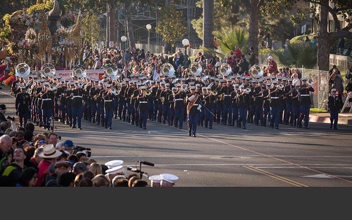 Desfile de las Rosas: ¡Una celebración americana del Año Nuevo!