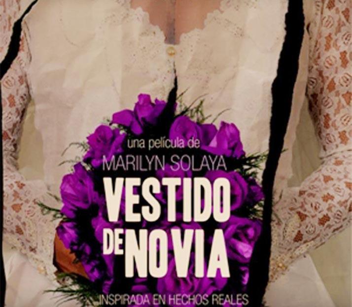 Vestido de Novia a los Premios Goya