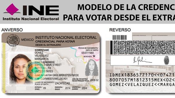 Consulados se preparan para el inicio de la expedición de la Credencial para Votar