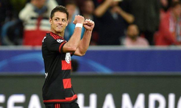 Chicharito uno de los mejores goleadores del mundo