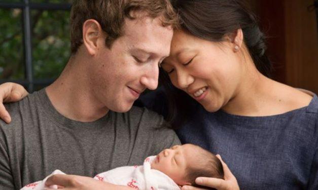 Mark Zuckerberg anuncia que donará el 99% de sus acciones en Facebook