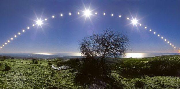 ¡Hoy martes 22 de diciembre Solsticio de Invierno!