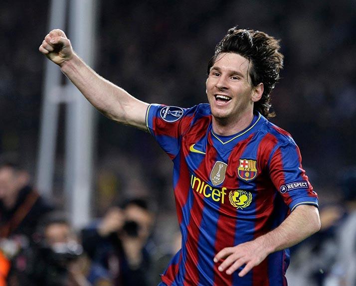 Lionel Messi declarado «el mejor futbolista del 2015»