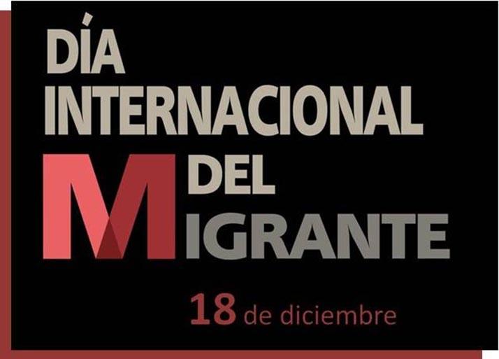 Hoy 18 de diciembre: Día Internacional del Migrante