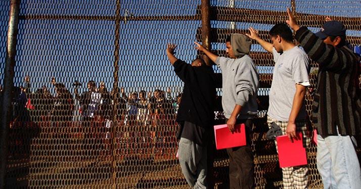 E.U. y México el principal corredor migratorio del planeta