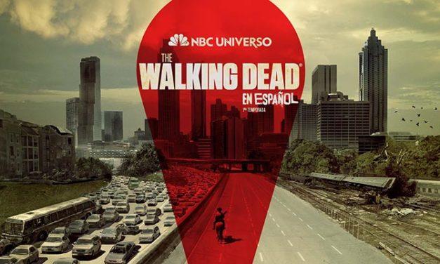 «The Walking Dead» llega a la pantalla hispana empezando 2016