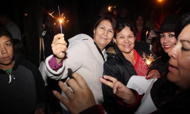 «Amor por México», todo un suceso comunitario la Primera Posada Navideña