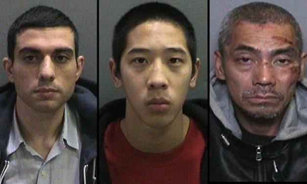 Capturados los tres fugitivos de la cárcel de Santa Ana