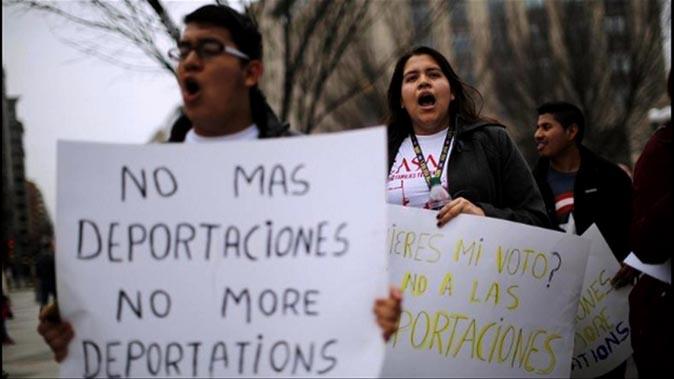 Indignación ante el gobierno de Obama por redadas de refugiados centroamericanos