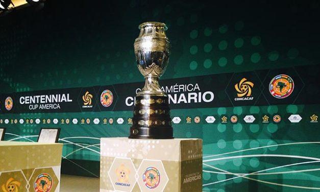Sorteo de la Copa América Centenario: El 21 de febrero