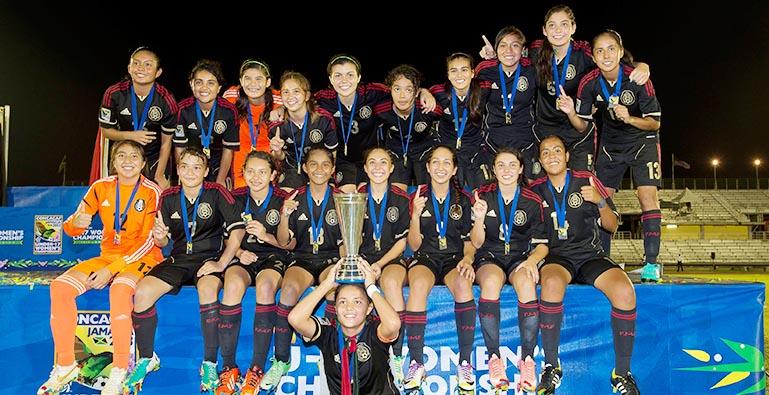 Campeonato Femenino Sub-17 de CONCACAF Grenada 2016
