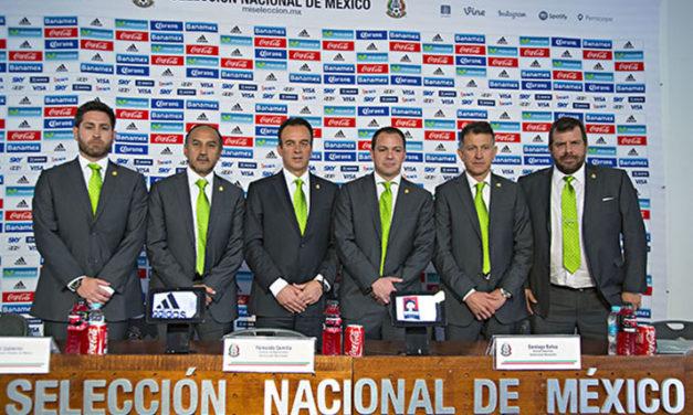 La Federación Mexicana de Fútbol presenta su plan del 2016