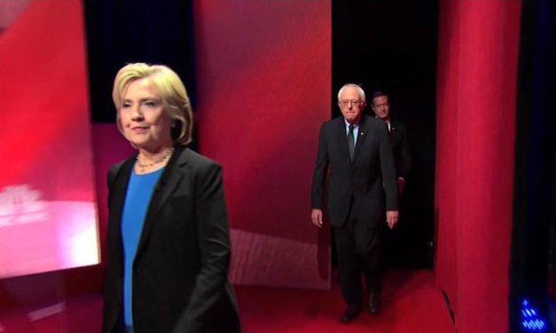 Campaña de Sanders llama a mantener otros tres debates con aprobación del Comité Nacional Demócrata