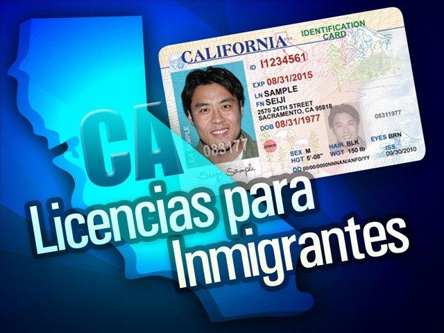 Bajo la Ley AB60 California emitió 605,000 licencias de manejo en 2015