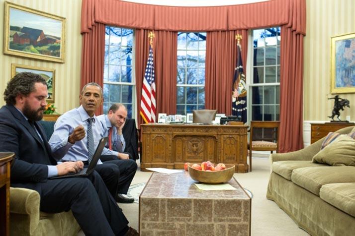 Obama habla esta noche a la nación en su último «Estado de la Unión»