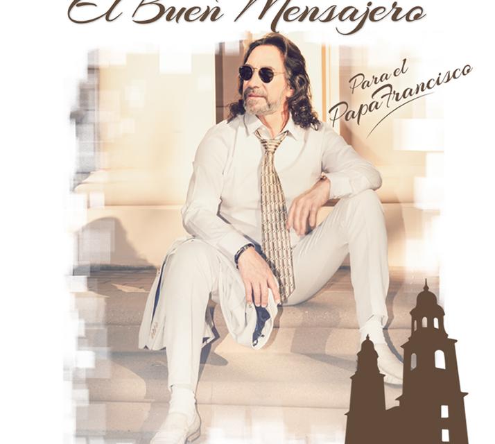 Marco Antonio Solís dedica canción «El Buen Mensajero» a la visita del Papa Francisco a Michoacán